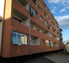 Снимки от реновиран блок в гр. Свиленград